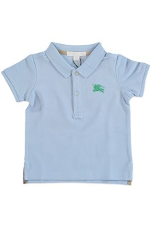 Burberry Polo shirt with embroidery