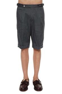 PT 01 Striped bermuda shorts