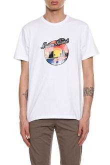 MAISON KITSUNE Sunset print t-shirt