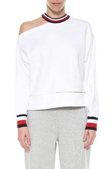 TOMMYXGIGI Open shoulder sweatshirt