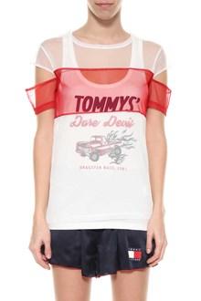TOMMYXGIGI T-shirt with tank top