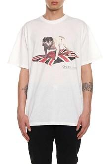 REPRESENT Bulldog print short sleeves t-shirt