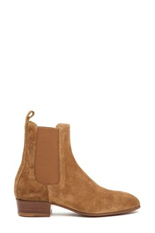 REPRESENT Squared chealsea boots