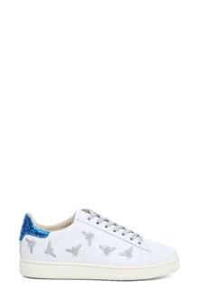 MOA Bugs Silver sneaker