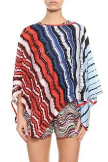 MISSONI Poncho in maglia