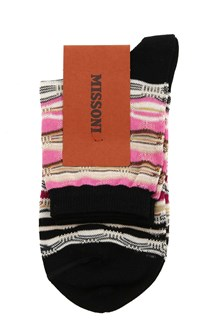 MISSONI Striped socks