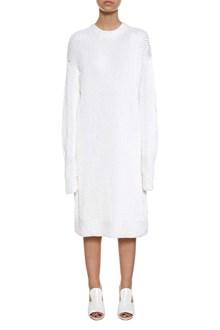 KRIZIA Allover sequins knit dress