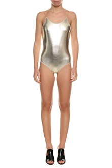 OSÉREE Laminated one-piece swimsuit
