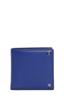VALENTINO GARAVANI Leather coin purse