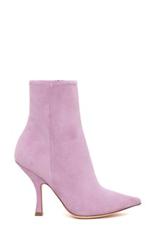 Y/PROJECT Suede ankle boots