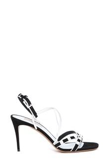 VALENTINO GARAVANI Free Rockstud suede sandals