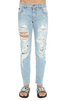 DOLCE E GABBANA Skinny jeans