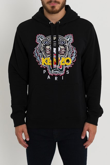 Men Tiger Hoodie disponibile su gaudenziboutique.com 53513f6f3368