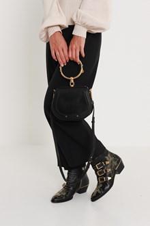 CHLOÉ Nile shoulder bag with bracelet handle