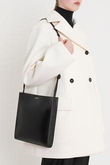 JIL SANDER Tangle medium satchel bag (tracolla intrecciata)