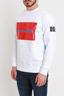 CALVIN KLEIN JEANS Multi Logo sweatshirt