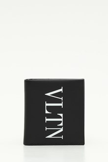 VALENTINO GARAVANI billfold wallet only card