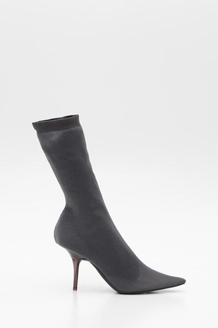 e1ede379c Women Transparent ankle boots disponibile su gaudenziboutique.com