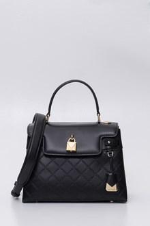 60a5cc53b2c7 MICHAEL MICHAEL KORS Gramercy medium chain-embossed leather satchel