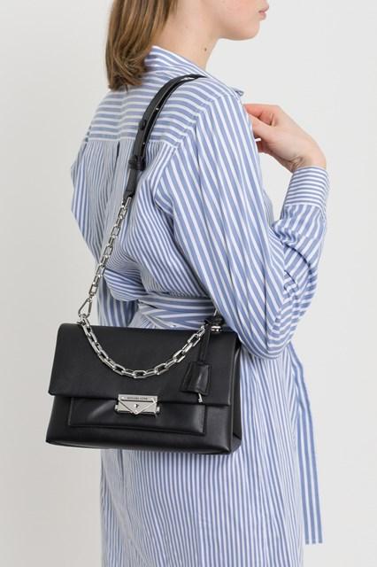 b61f3583502b Women Cece large leather shoulder bag disponibile su ...