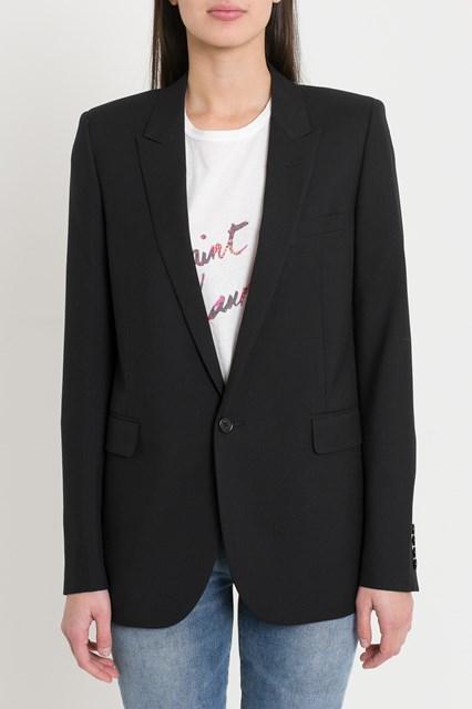 df1c0c922b7 Women Single-breasted tube jacket disponibile su gaudenziboutique.com