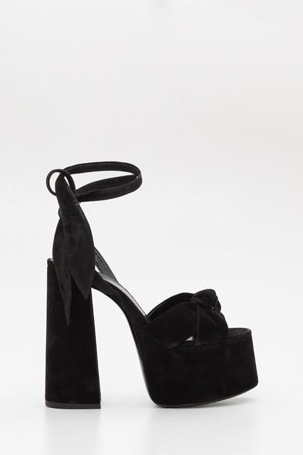 a554454f581 Women Paige suede platform sandals disponibile su gaudenziboutique.com
