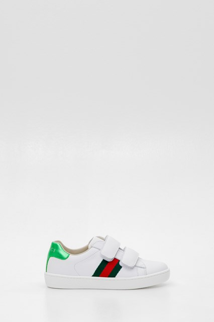 a424444ed Baby boy Ace leather sneaker disponibile su gaudenziboutique.com