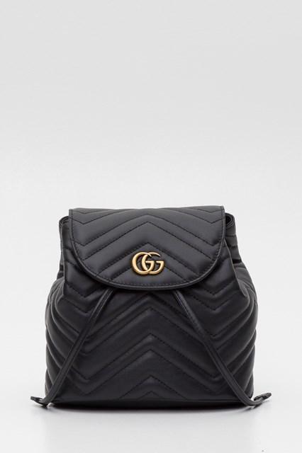 Women GG Marmont matelassé backpack disponibile su gaudenziboutique.com b712486748