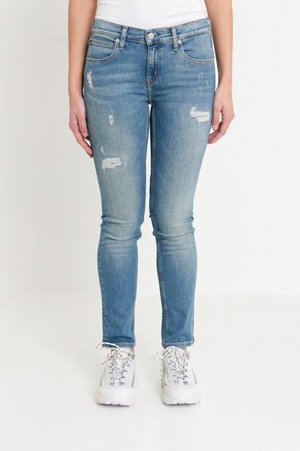 Calvin Klein Jeans Jeans slim fit dark blue