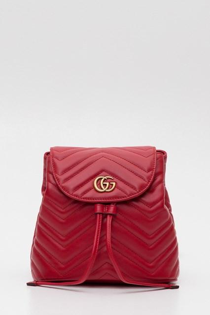 014329a8583 Women GG Marmont matelassé backpack disponibile su gaudenziboutique.com