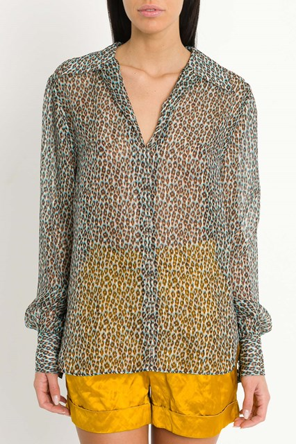 3d Effettio Stampa Camicia Available Leopardata Donna On De9E2IYWH
