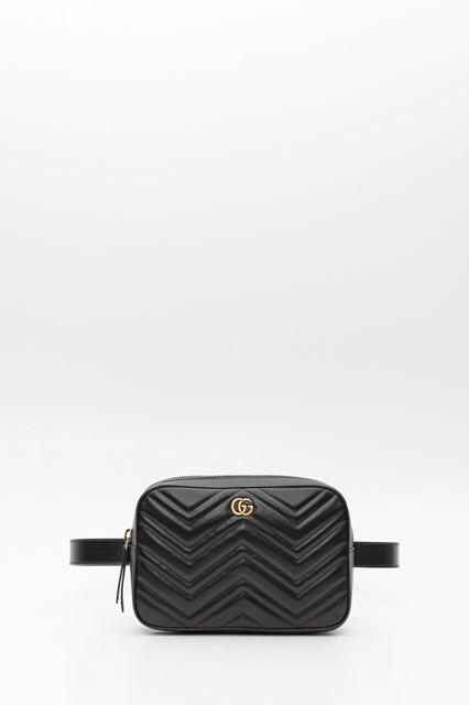 ed90fe30c1531c Men GG Marmont matelassé belt bag disponibile su gaudenziboutique.com