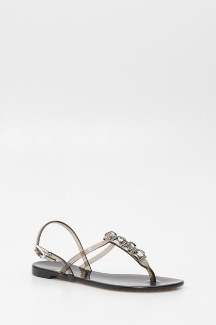 7651a970e Women Jelly sandals with stones disponibile su gaudenziboutique.com
