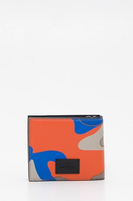 4b452e6d7a Men Multicoloured camouflage wallet with coin purse disponibile su ...