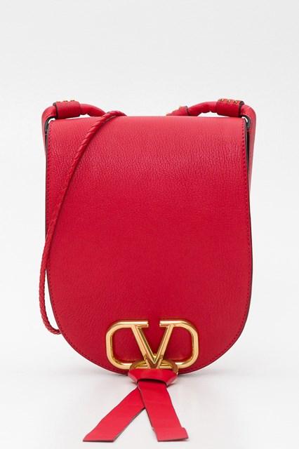 57e90d6e33 Women Vring grainy leather shoulder bag disponibile su ...