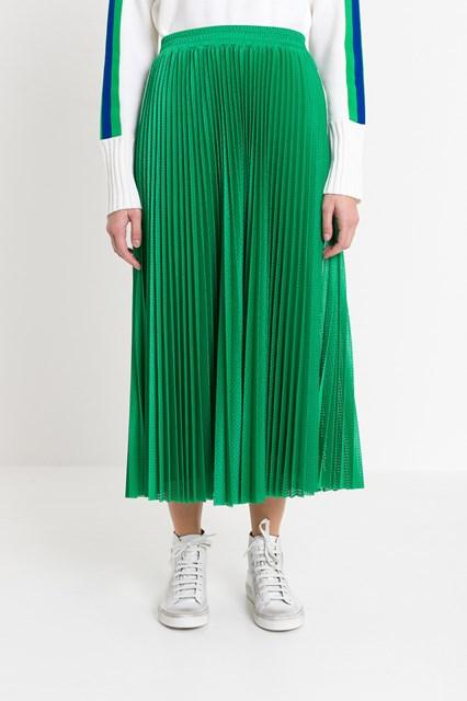 d0ba71a5e2 Women Mesh pleated skirt disponibile su gaudenziboutique.com