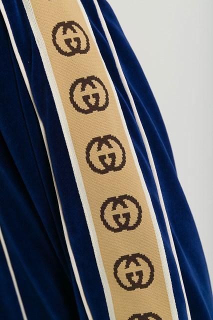8b98167f Men Oversize Chenille Jacket disponibile su gaudenziboutique.com