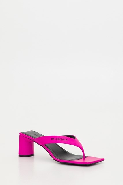 Thong Sandals Fuxia available on