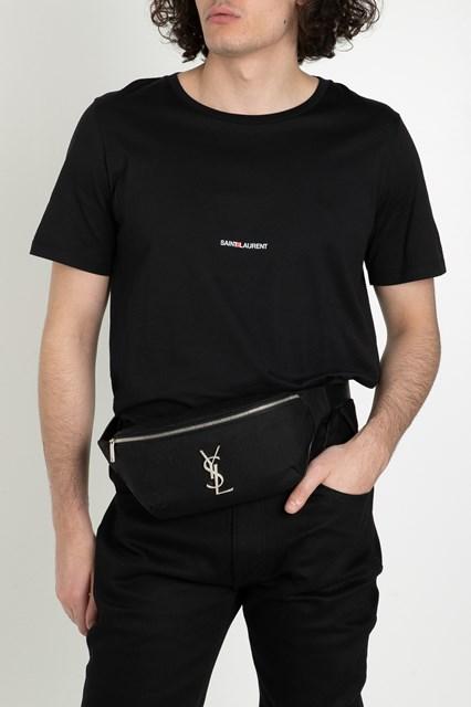 Belt Bag Black Men Available On Gaudenziboutique Com