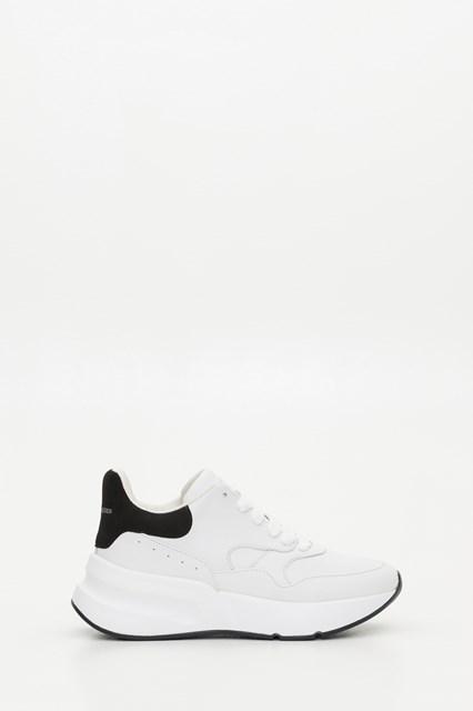 Runner Oversize Sneakers White/black