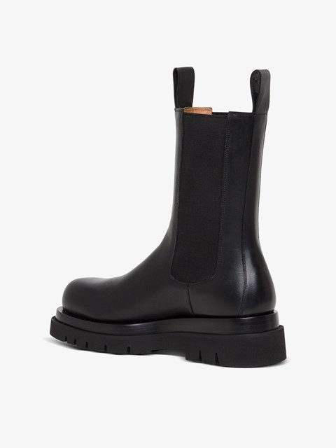 Bv Lug Boots Black available on