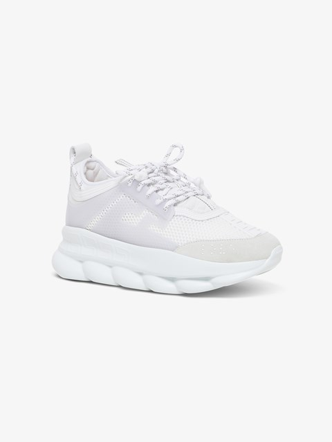Chain Reaction sneakers White available
