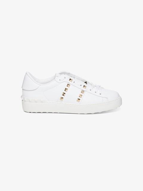 Rockstud Untitled Sneakers White