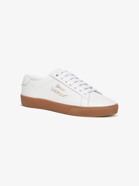 saint laurent court classic sneakers