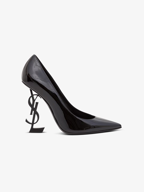 Opyum Pumps Black available on