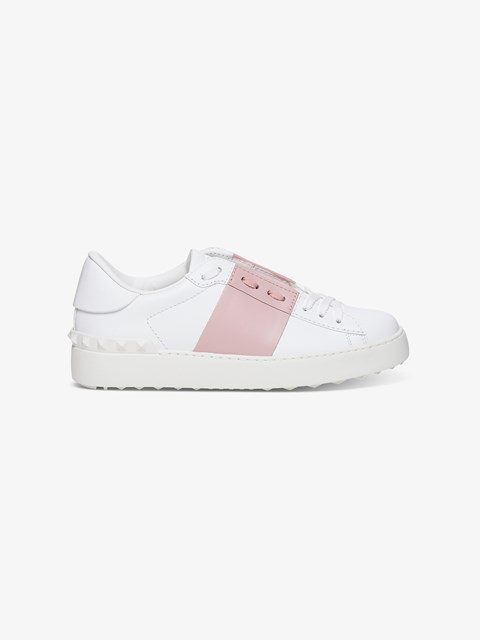 Open Sneakers White available on